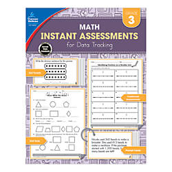 Carson Dellosa Instant Assessments For Data