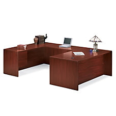 HON 10500 Series Single Pedestal Credenza