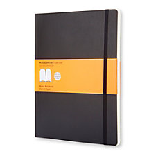 Moleskine Classic Soft Cover Notebook 7