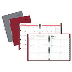 Office Depot Brand Plastic Cover WeeklyMonthly