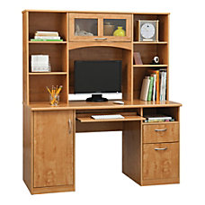 Realspace Landon 56 W Desk With