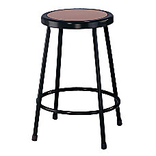 National Public Seating Hardboard Stool 24