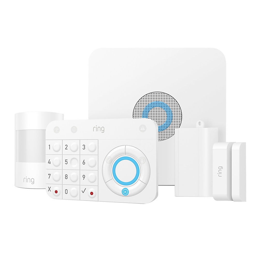 Ring 5-Piece Alarm Kit, 4K11S7-0EN0