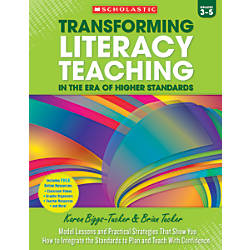Scholastic Transforming Literacy Teaching In The