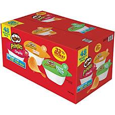 Pringles Crisps Grab N Go Variety