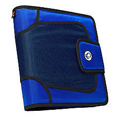 Case It VELCRO Closure Binder 8