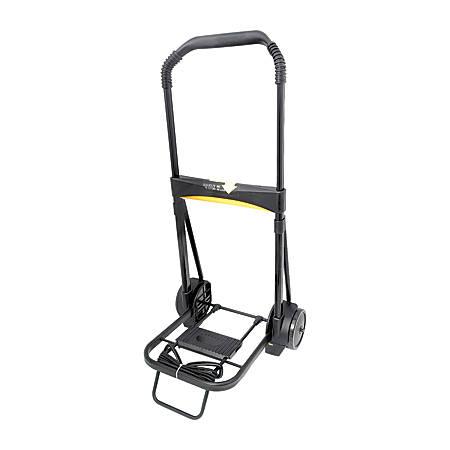 Kantek 200 Lb Capacity Ultra Lite Folding Cart 200 Lb