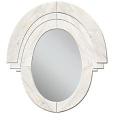 PTM Images Framed Mirror Western II