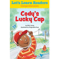 Scholastic Lets Learn Readers Codys Lucky