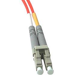 C2G-7m LC-LC 62.5/125 OM1 Duplex Multimode PVC Fiber Optic Cable - Orange - Fiber Optic for Network Device - LC Male - LC Male - 62.5/125 - Duplex Multimode - OM1 - 7m - Orange