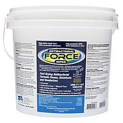 2XL Force Antibacterial Wipes 6 x