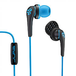 JLab Core Custom Fit Earbuds Blue