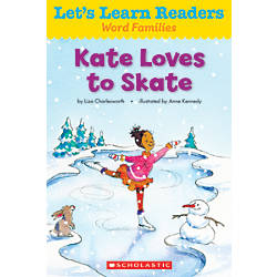 Scholastic Lets Learn Readers Kate Loves