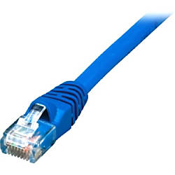 Comprehensive CAT6A Shielded Patch Cable Blue