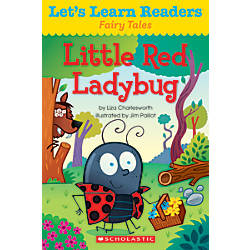 Scholastic Lets Learn Readers Little Red