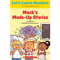 Scholastic Lets Learn Readers Macks Made
