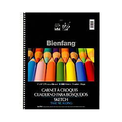 Bienfang Take Me Along Sketch Pads