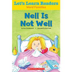 Scholastic Lets Learn Readers Nell Is