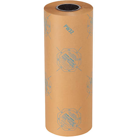 "Office Depot® Brand VCI Paper Industrial Roll, 18"" x 600', Kraft"