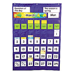 Carson Dellosa Complete Calendar Weather Pocket