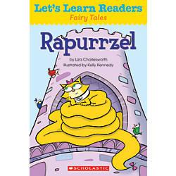 Scholastic Lets Learn Readers Rapurrzel