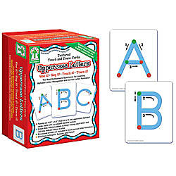 Carson Dellosa Manipulatives Uppercase Letter Number