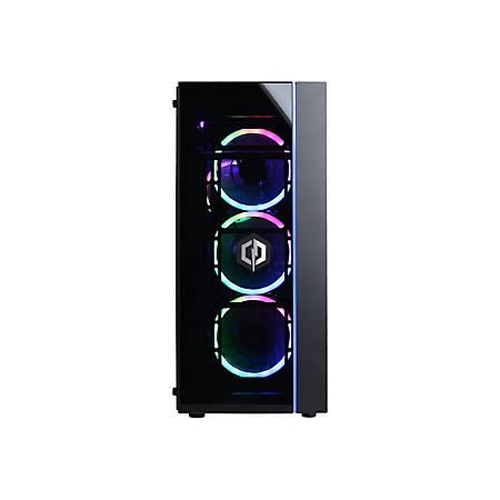 CyberPowerPC Gamer Xtreme GXi1220 - MDT - 1 x Core i5 9400F / 2.9 GHz - RAM 8 GB - SSD 240 GB, HDD 1 TB - Radeon RX 580 - GigE - WLAN: 802.11ac - Windows 10 (64-bit) - monitor: none