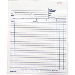 Business Source All purpose Carbonless Forms