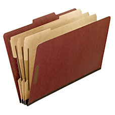 Pendaflex Pressboard Classification Folder 3 Expansion