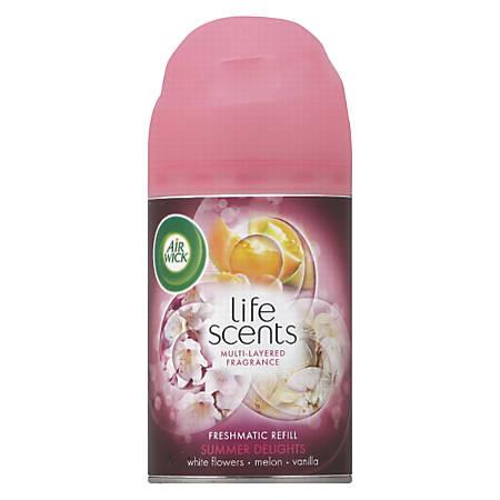 Air Wick® Freshmatic® Life Scents™ Ultra Refill, Summer Delights, 6.17 Oz