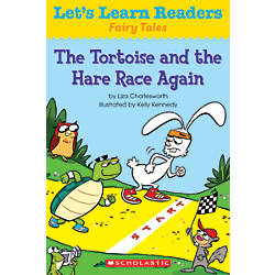 Scholastic Lets Learn Readers The Tortoise