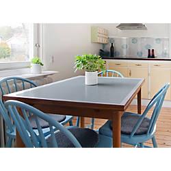 Floortex Hometex Antimicrobial Rectangular Desk Mat