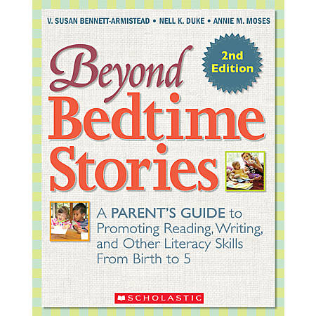 Scholastic Beyond Bedtime Stories, 2nd Edition