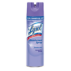 Lysol Disinfectant Spray Lavender Scent 19