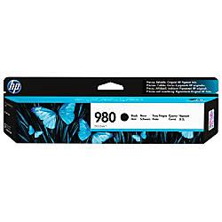 HP 980 D8J10A Black Ink Cartridge