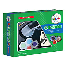 Scholastic STEAM Geodes Activity Kit Grades