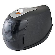 FORAY Cordless Pencil Sharpener Mill Black