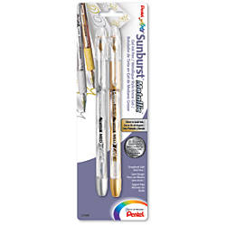 Sunburst Gel Roller Pens Medium Point