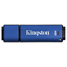 Kingston DataTraveler Vault Privacy 30 Anti