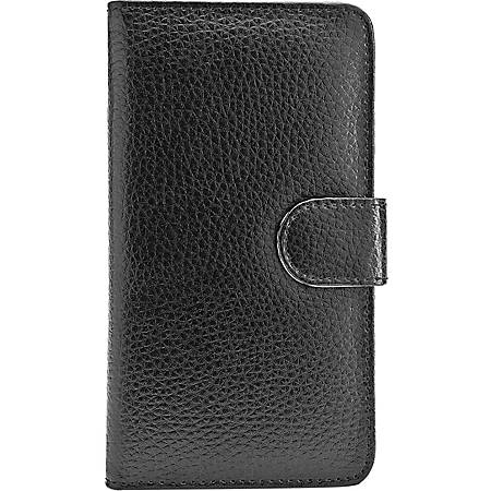 i-Blason Carrying Case (Wallet) Smartphone, Credit Card, ID Card - White, Blue