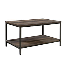 Sauder North Avenue Coffee Table Rectangular