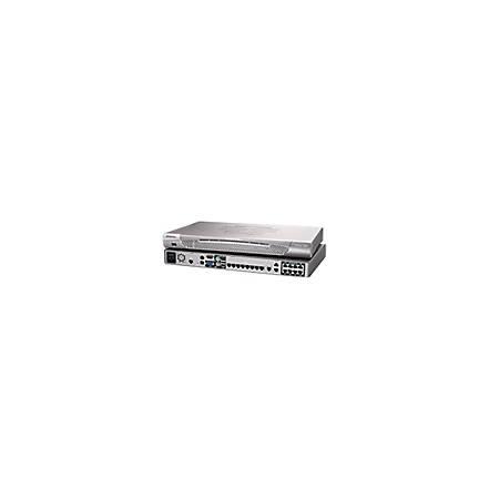 Raritan Dominion DKSX2-188 8-Port KVM Switch
