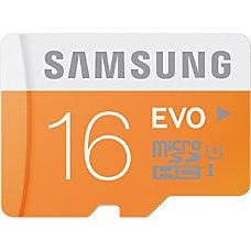 Samsung Micro Secure Digital High Capacity