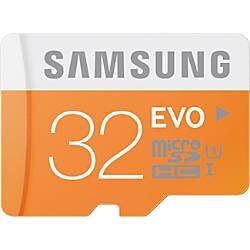 Samsung Class 10 microSDHC Memory Card