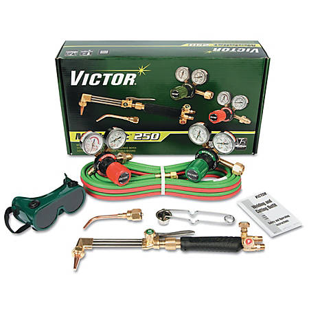 """Victor Cutter Select Medalist 250 Outfit, 14 3/4"""" x 11 5/8"""""""