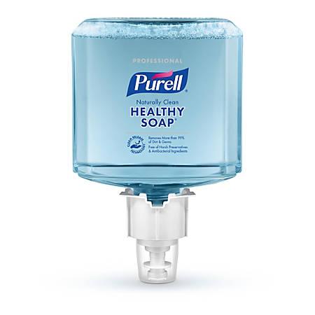 Purell® Professional CRT HEALTHY SOAP™ Naturally Clean Foam Hand Soap Refill, ES6, 40.58 Oz