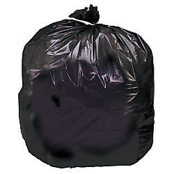 Heavy Duty Dark Brown Trash Bags