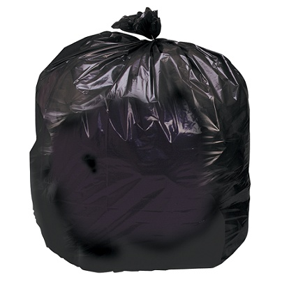 Heavy Duty Dark Brown Trash Bags 33 Gallons Box Of 125 Abilityone 8105 01 183 9769 By Office Depot Officemax
