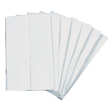 Standard Size Paper Napkins Single Ply