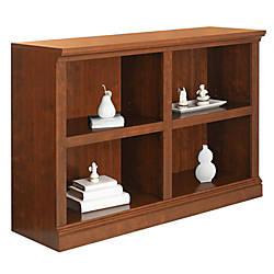 Realspace Premium Multipurpose Bookcase 2 Shelf